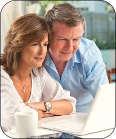 Mature couple looking for information on selling their business